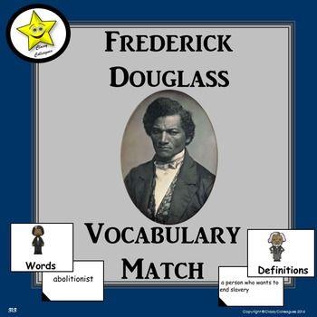 frederick douglass definition