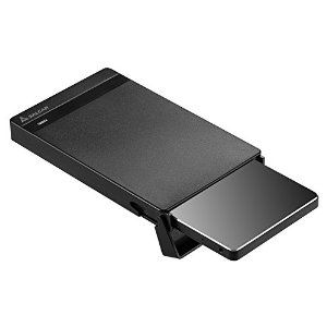 https://www.amazon.co.uk/dp/B01D9KX8KG - 2.5 inch USB 3.0 HDD SSD Enclosure, Adapter, Tool-Free - Built-in foam pad for effective protection of your hard disk; blue power supply/HDD LED activity indicator Supports all standard 2.5'' SATA HDD SSD hard drives with a height of up to 9.5 mm Super speed USB3.0 offers a speed up to 5Gbps, ten times faster than USB2.0   #Enclosure, #HardDriveEnclosure, #HDDEnclosure, #SSDEnclosure, #2.5HardDrive, #ExternalDrive, #HDDexternal