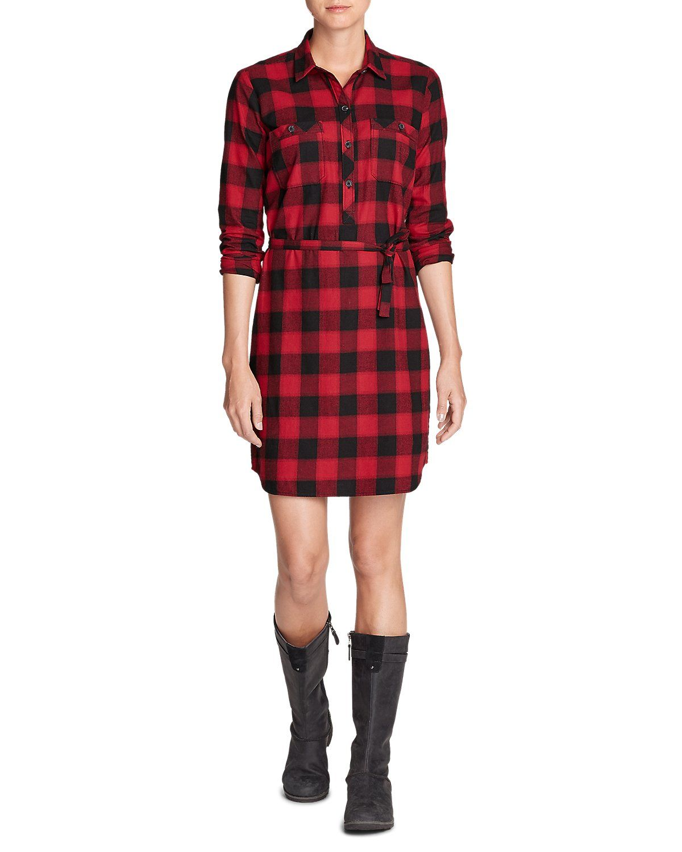 Women S Stine S Favorite Flannel Shirt Dress Flannel Shirt Dress Casual Dresses For Women Flannel Dress [ 1500 x 1200 Pixel ]