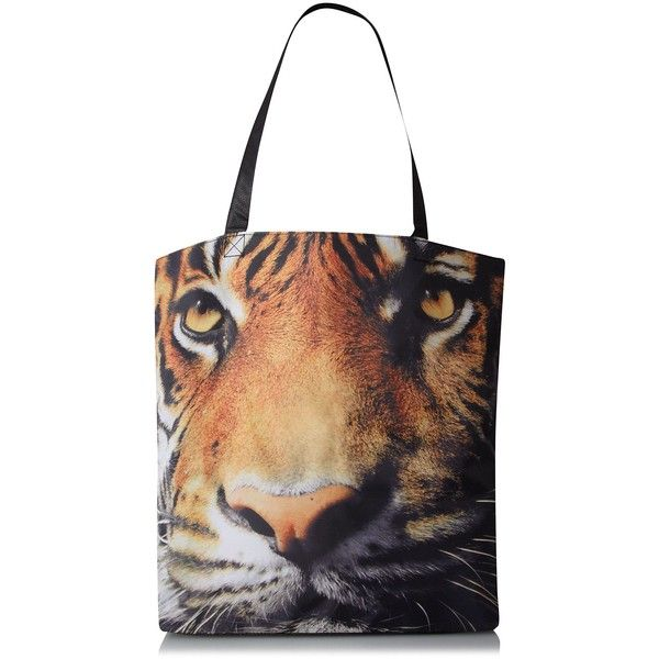 Tiger Print Bag Women George At Asda 14 Liked On Polyvore