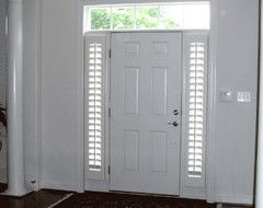 Side Windows Beside Front Door Houzz