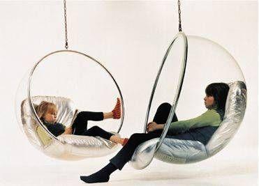How To Hang A Ball Chair Bubble Chair Futuristic Furniture Chair Design