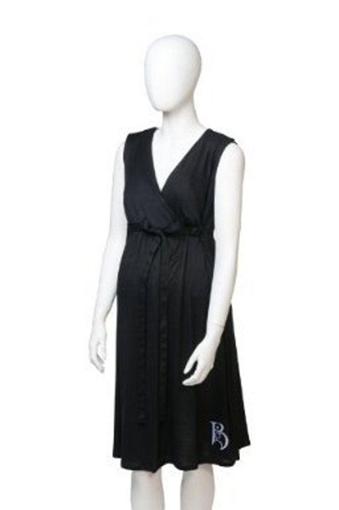 BG Birthing Gown Black | Big Belly | Pinterest | Birthing gown