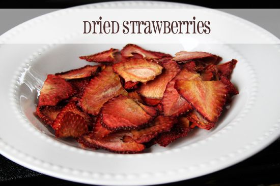 How To Dehydrate Strawberries Dehydrated Strawberries Dried Strawberries Oven Dried Strawberries