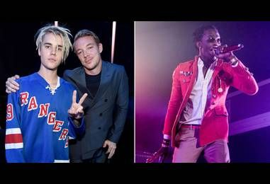 Hear Justin Bieber Rap on Diplo's Rubbery New Song 'Bankroll'