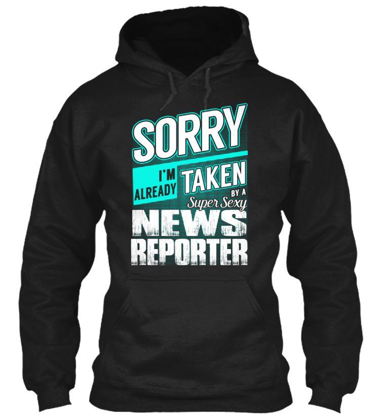 News Reporter - Super Sexy