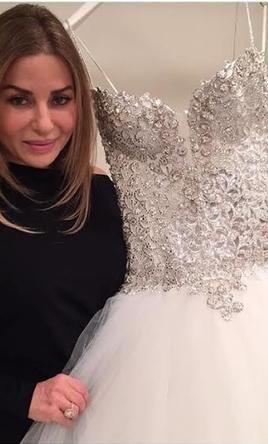 Pnina Tornai 4385 Wedding Dress Used Size 10 4 500 Wedding Dress Necklines Pnina Tornai Wedding Dress Boat Neck Wedding Dress