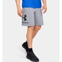 Photo of Shorts sportivi da uomo in cotone con grafica Under Armour