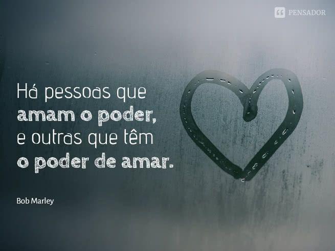 10 Frases De Bob Marley Com Mensagens De Amor E Paz Amor A Vida