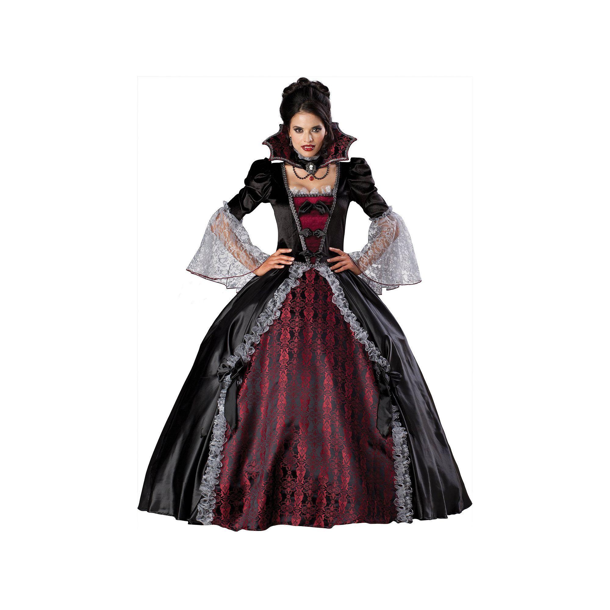 Adult vampiress of versailles costume womenus size medium black