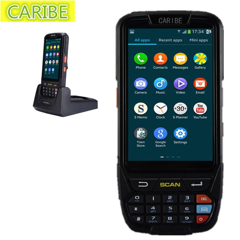 Pl 40l Android Pda Wireless Rugged Data Collector 1d Barcode Scanner Android Bar Code Reader With Nfc Reader Gsm 4g Barcode Scanner Scanner App Barcode Reader