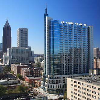 Spire Condos In Midtown Atlanta Atlanta Condo Travel Beautiful Landscapes
