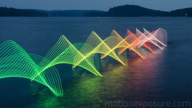Waterloo Photographer Captures Movement In Mesmerizing Led Snaps Light Painting Photography Exposure Photography Light Painting