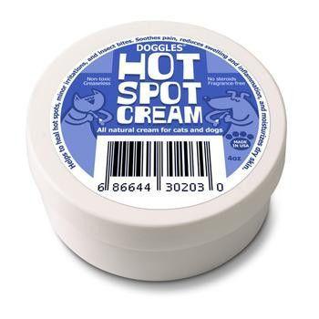 Hot Spot Cream by Doggles Spot cream, Hot spot, Skin relief