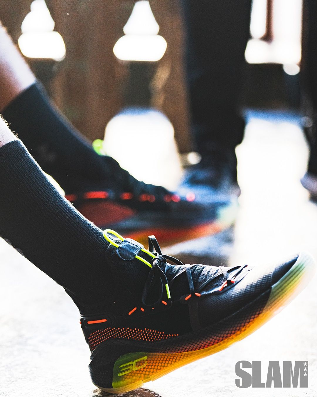 cdf291303666 Under Armour Curry 6 Officially Unveiled