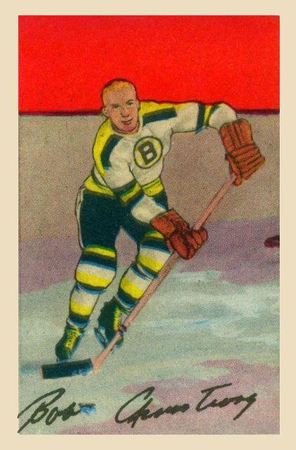 1952-53 Parkies #84 Bob Armstrong