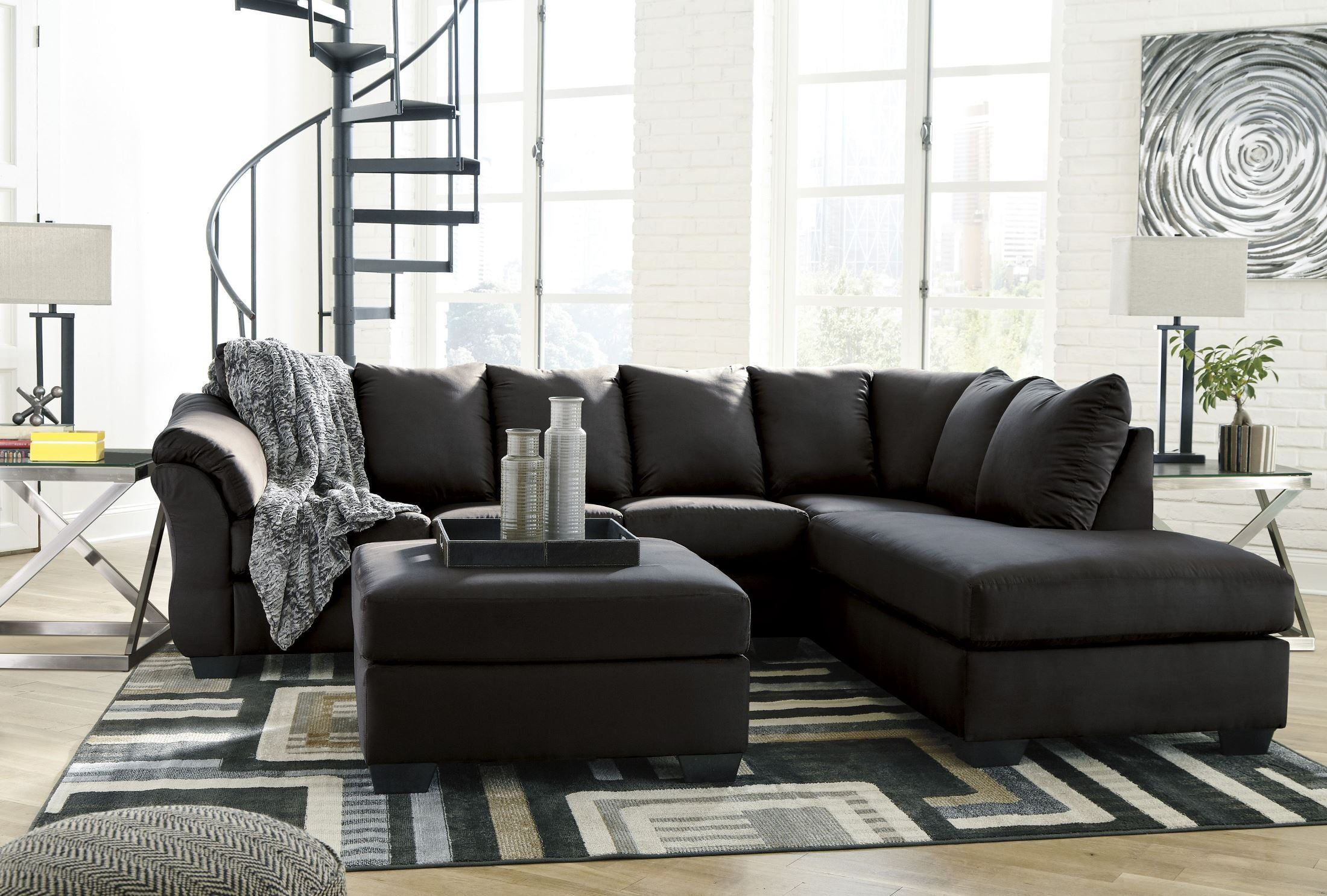 Etemi Etemi28 On Pinterest #signature #design #by #ashley #ellabury #living #room #sectional