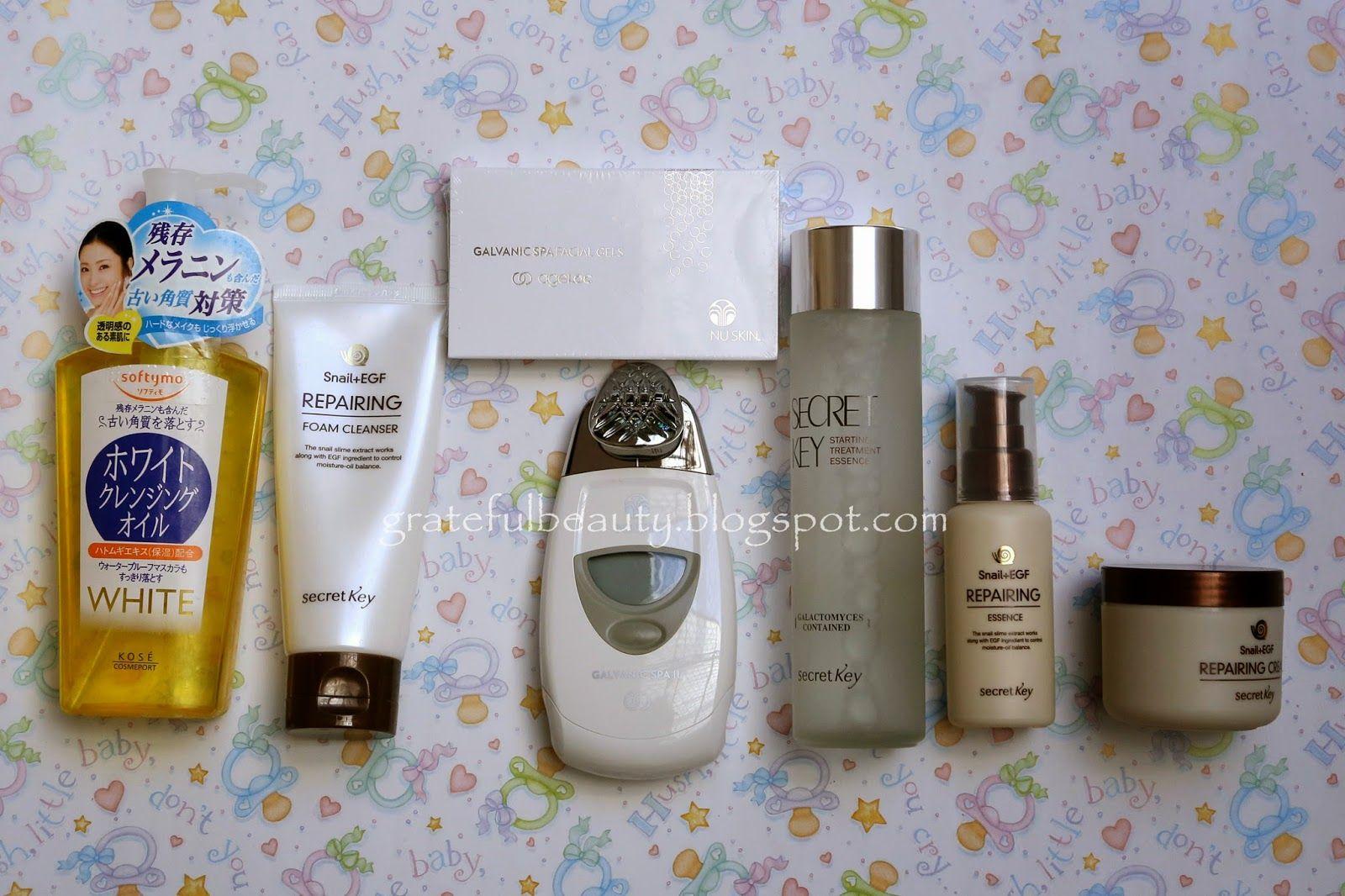 GratefulBeauty [Story of Acne] Skincare untuk kulit