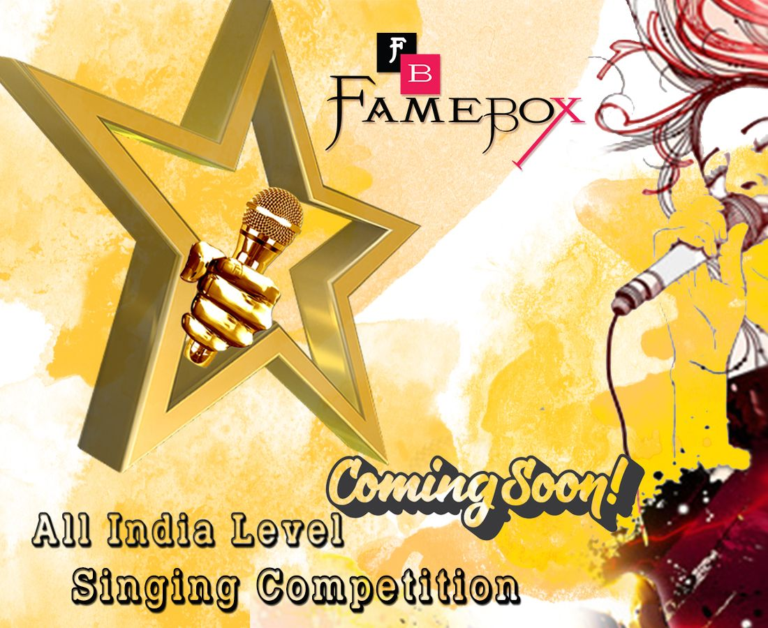 all india level singing competition for kids fame box media is