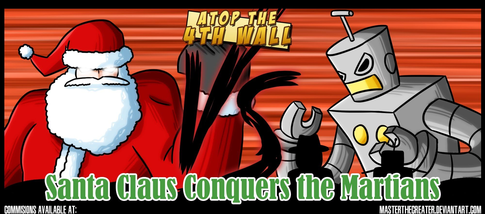 Santa Claus Conquers the Martians - Atop the Fourth Wall