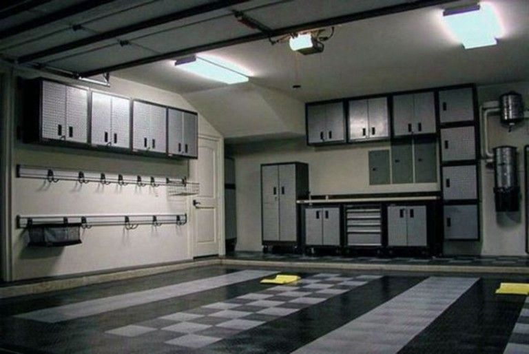 Luxury Garage Makeover Projects With Good Storage Ideas In 2020