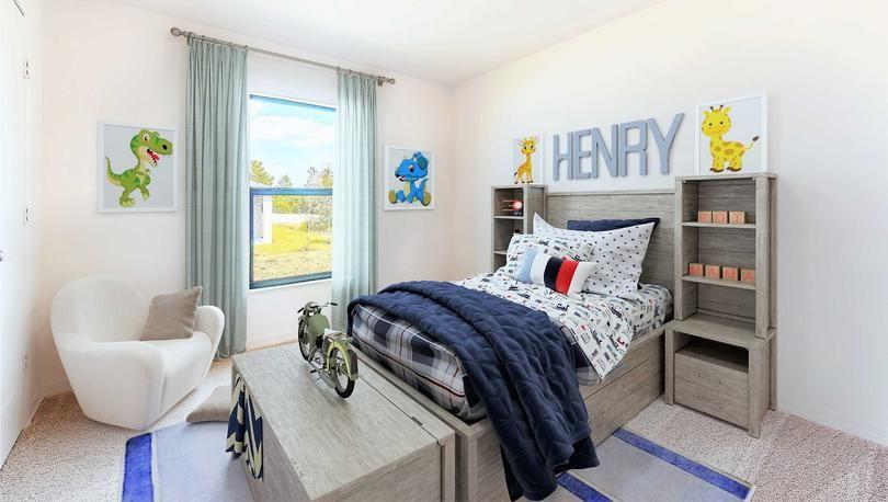 New Homes in Tampa FL LGI Homes Madison Village