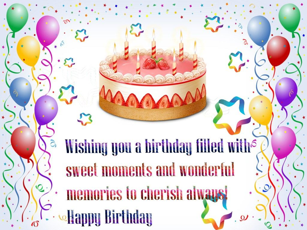Happy Birthday Wishes Images And Pictures Happy Birthday 2015