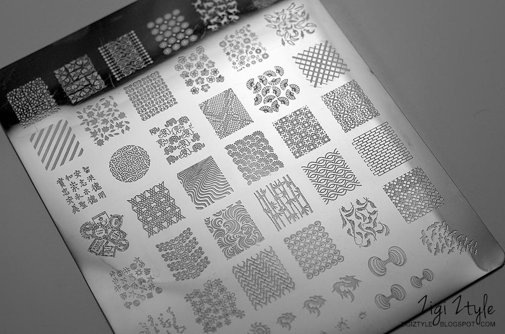 ZigiZtyle: DRK-C Stamping Plate