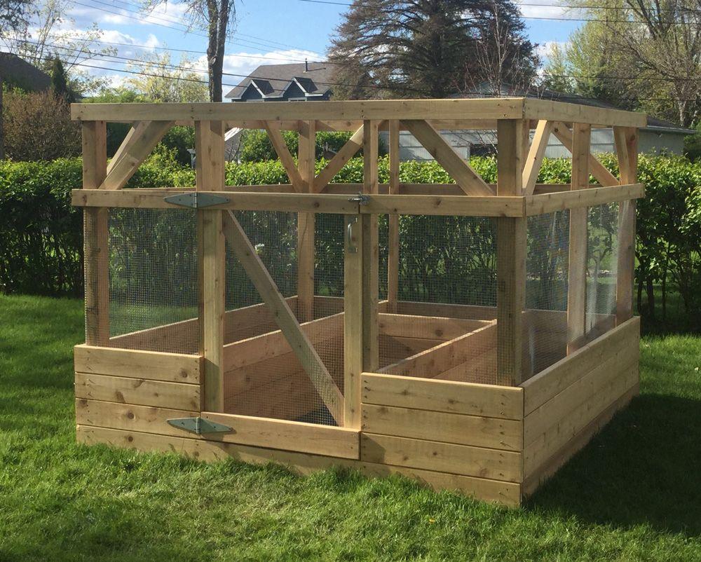 Garden Enclosure Garden Beds Raised Garden Beds 400 x 300
