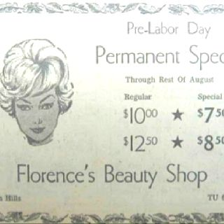 Pin By Patricia Lee On Gone Are The Days Vintage Beauty Salon Vintage Hair Salons Mom Beauty