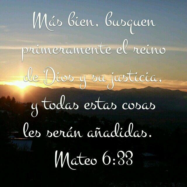 Mateo 6:33   Teaching spanish, Teaching, Calligraphy
