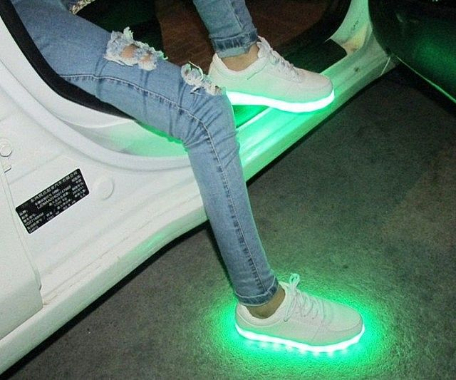 sports shoes 8beb3 61f6a 23 Top Design Ideas Of Nike Air Force 1 Light Up Shoes