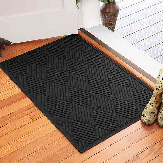 Weather Guard Diamonds 30 Inch X 45 Inch Door Mat In 2020 Door