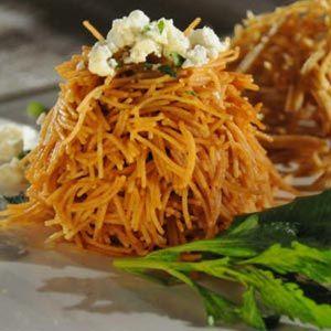 Recetas de Comida Gratis: Sopa de fideo seco con caldillo de frijol