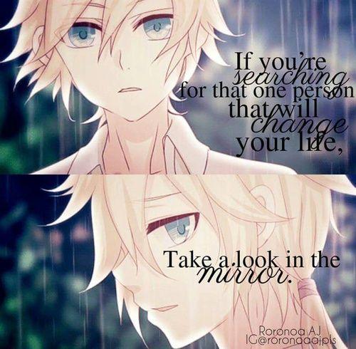 Si tu recherches cette seule personne qui va changer ta - Amor nello specchio streaming ...