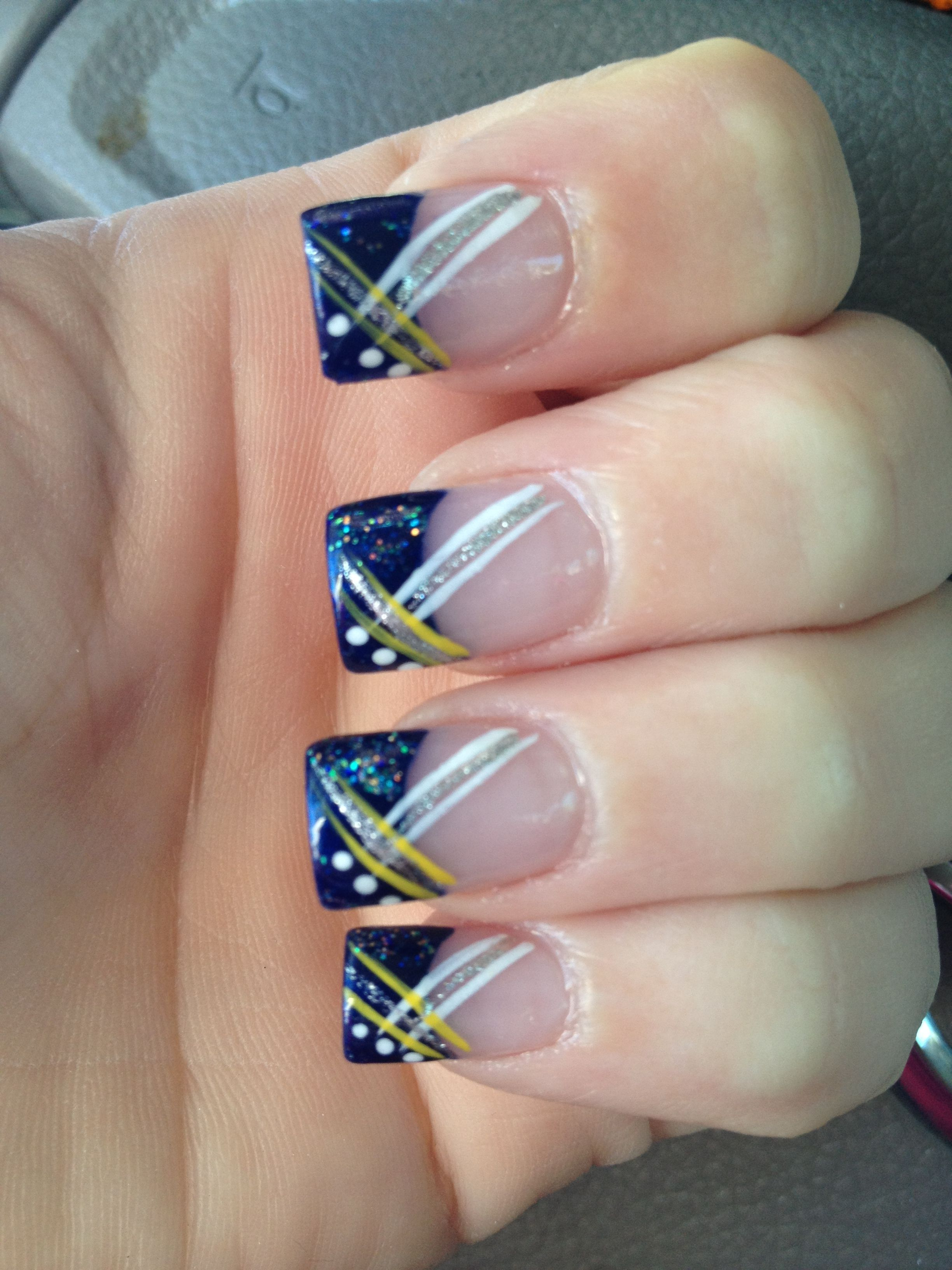 Another design by JT Nails in Las Vegas. | Nail art | Pinterest ...