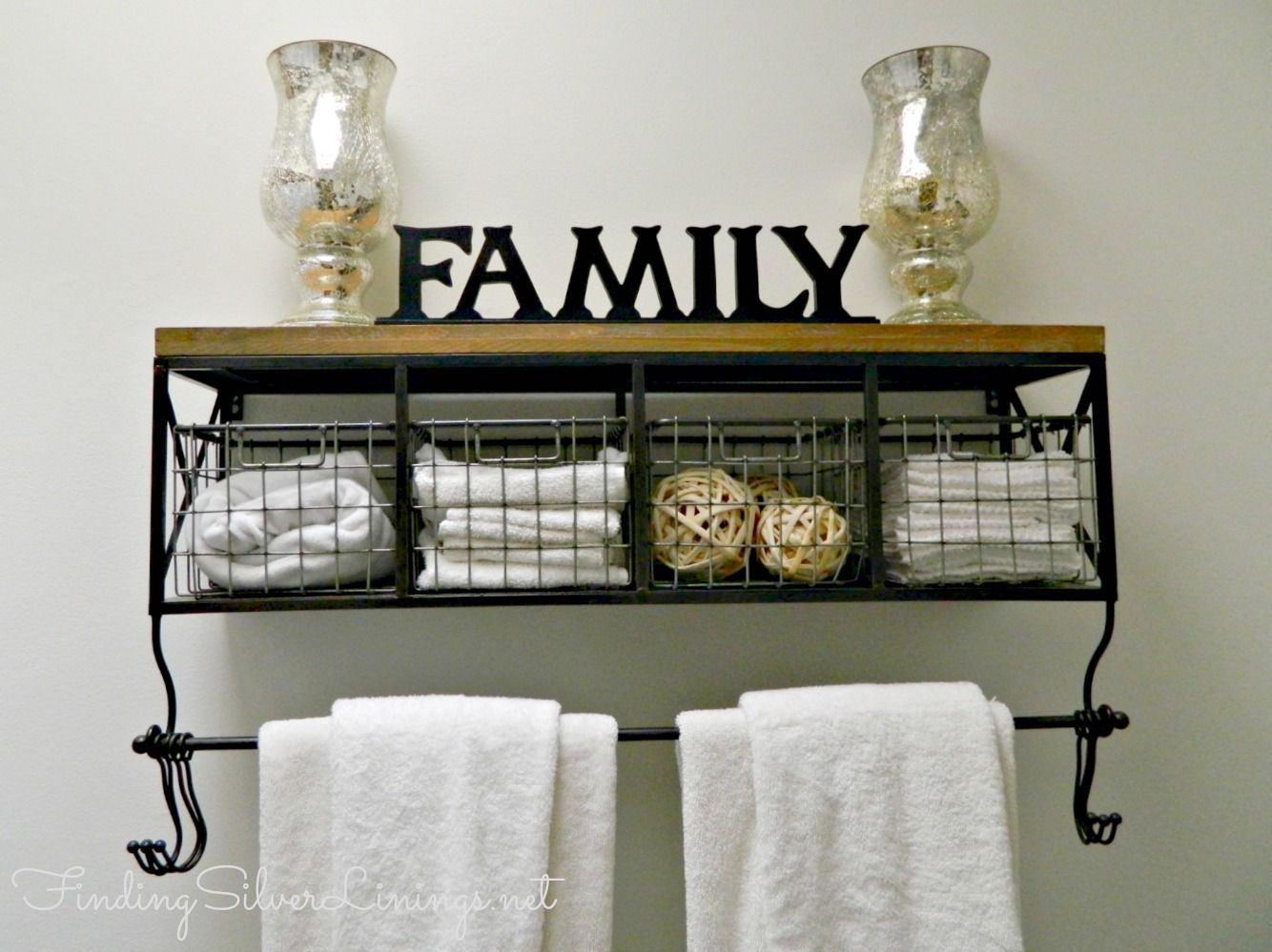 rustic bathroom wall shelves. Shelving What Happens At Hobby Lobby  Stays Craft