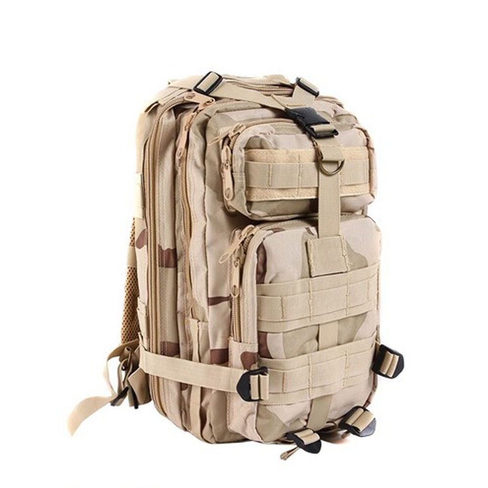 3756ef8aafc0 CASTLE ROCK An upgraded version Sport Outdoor Military Rucksacks Tactical  Molle Backpack Camping Hiking Trekking Bag ACU Digital Camouflage