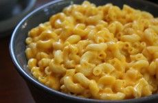 Nana's Hoop Cheese Macaroni and Cheese | SouthernBite.com