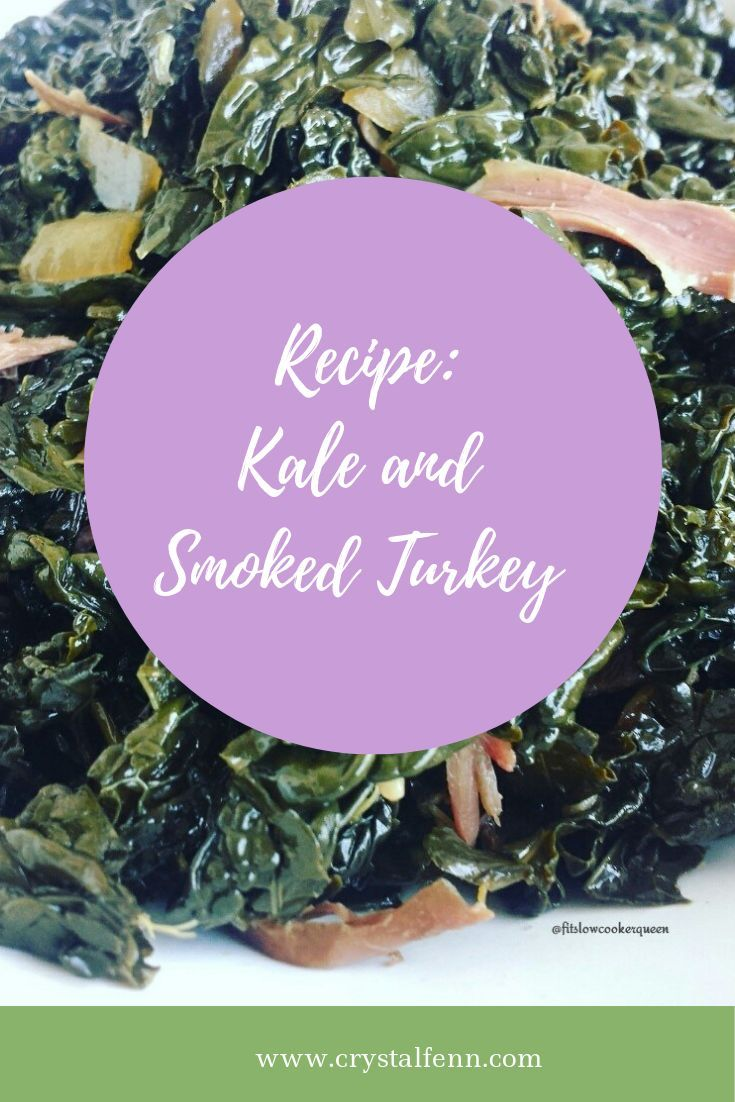 Kale and Smoked Turkey Recipe by Patti Labelle | Recipes in