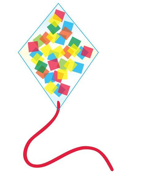 Colorful Kite Lesson Plans