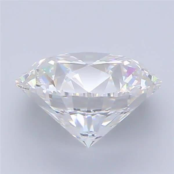 Look At This Lab Grown Round Diamond