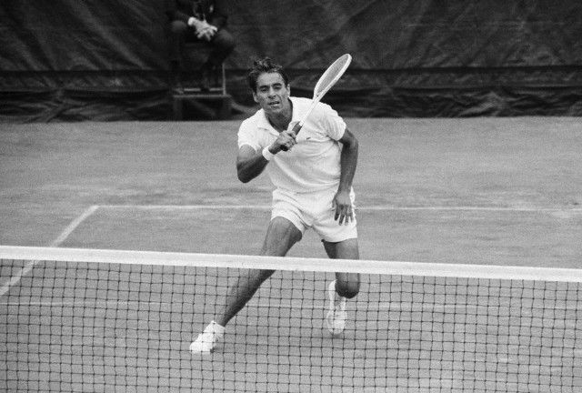 Pancho Gonzales 1968