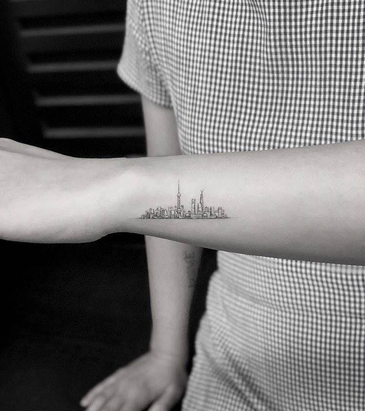 New Ink My Slice Of Sunday Thigh Script Tattoo Tattoos