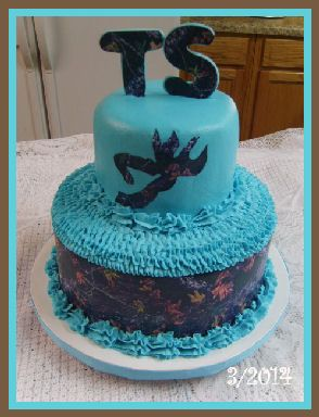 Camo birthday Decorating Hobby Pinterest Camo birthday