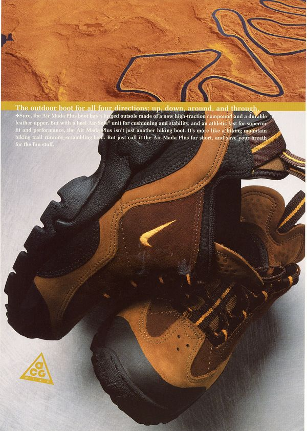 All Conditions Nike Acg Boots Nike Acg Old Nikes