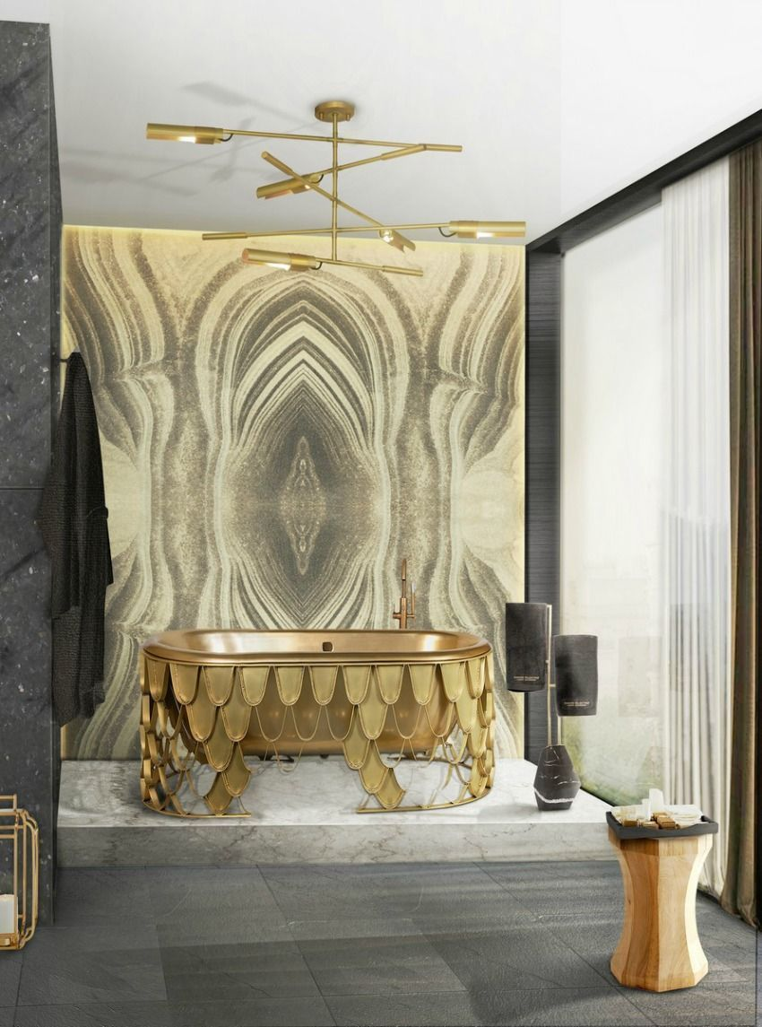 Innenarchitektur der home-lobby best hotel decoration and lighting ideas with a midcentury touch to