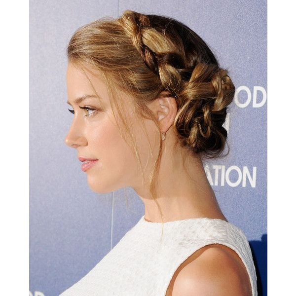 Year's Best Beauty The 11 Coolest Celebrity Braids of 2013 ❤ liked on Polyvore featuring hair