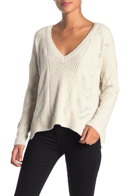 cupcakes and cashmere | Maj Soft V-Neck Dolman Sweater #nordstromrack
