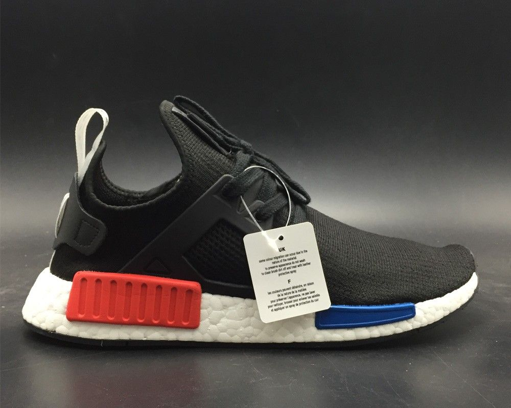 7bc2d2b9ee0 adidas NMD XR1 Primeknit OG Black White For Sale